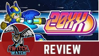 20XX Nintendo Switch Review-Roguelike Platformer