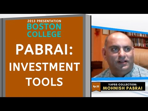Mohnish Pabrai on Valuable Investment Tools. | [C:M.P Ep.22]