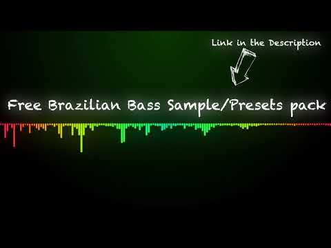 Brazilian BassDeep House G-House FREE Sample & Presets PackSYLENTH 1  Ghost Production contact