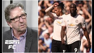 Manchester United were absolutely atrocious vs. Everton - Paul Mariner | Premier League