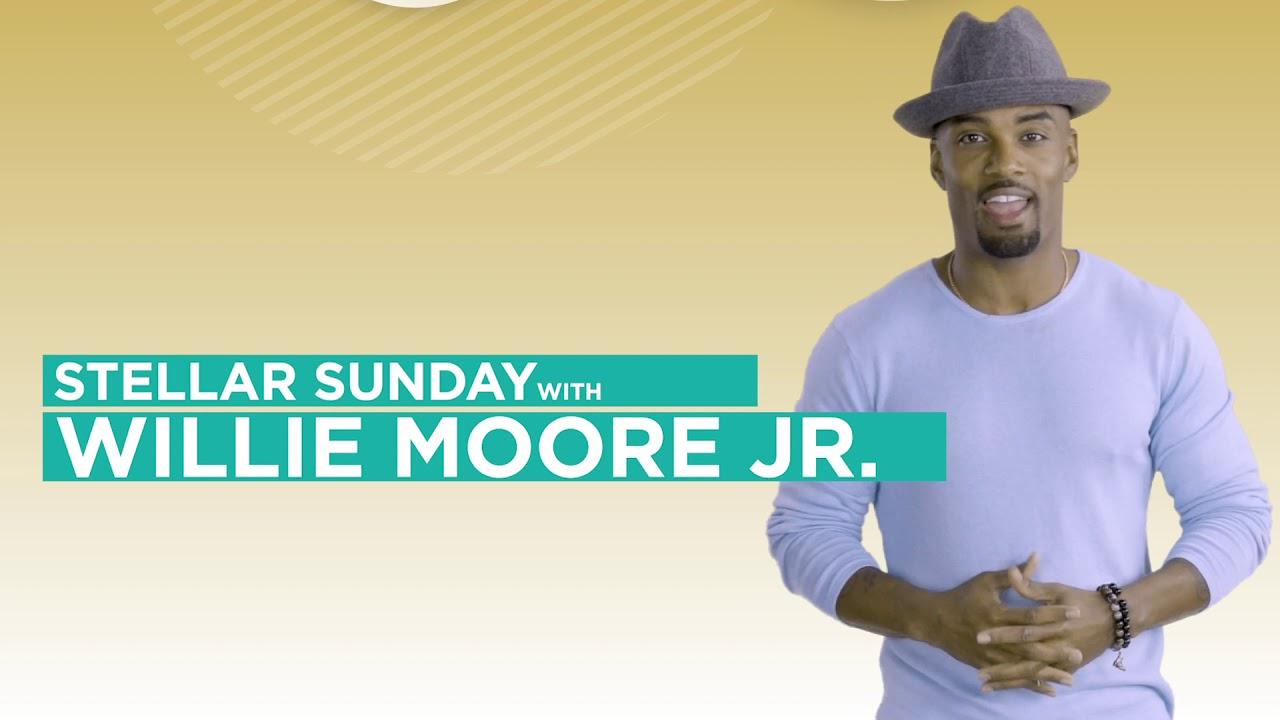 Stellar Sunday host Willie Moore Jr