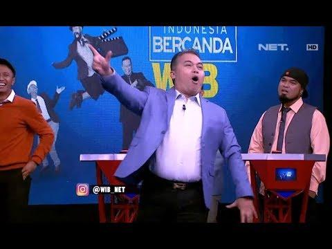 Waktu Indonesia Bercanda - Hebohnya Denny Chandra Saat Main Cak Cik Bom (1/5)