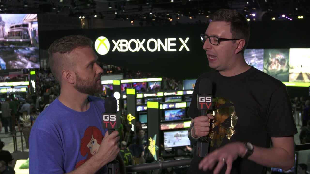 Sea of Thieves Interview with Mike Chapman I E3 2017 I GameStop TV