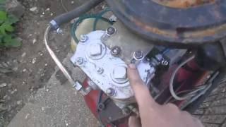 Самодельный компрессор на базе  компрессора ЗИЛ-130 (из чего). МИРовая библиотека