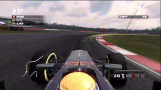 F1 2011 - 2012 British Grand Prix Race Review by Harrison101HD