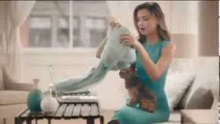 Miranda Kerr in the New ShopStyle Commercial