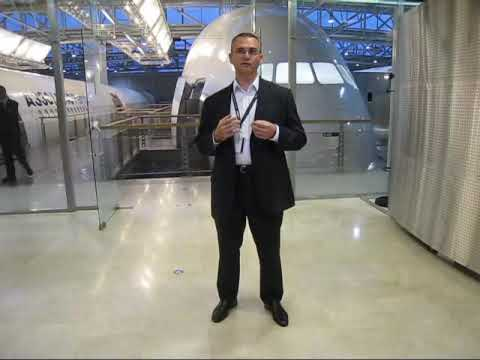 Intro to the Airbus mock-up and design center