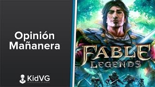 Cancelan Fable Legends y cerrarán Lionhead Studios - 08/03/2016