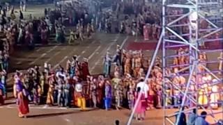 Gunnies Book of World Records Function View-Kuchipudi Dance-25.12.2016-Vijayawada