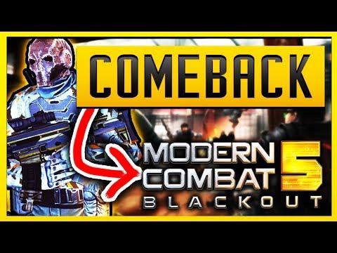 """""""IHR HABT ENTSCHIEDEN ❗️""""   Modern Combat 5: Blackout [ Android   German ]"""