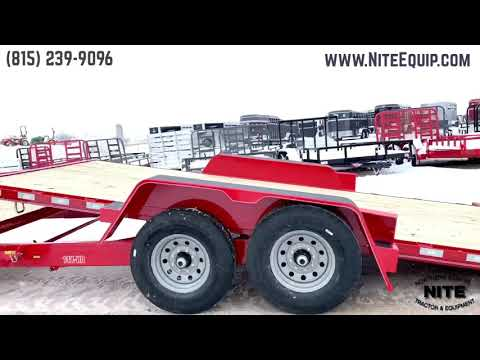 Comparing 3 Low-Profile Tilt Bed Trailers By Behnke Enterprises