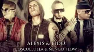 Alexis Y Fido Ft Ñengo Flow, Cosculluela - Blam Blam (ORIGINAL REMIX)