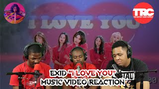 "EXID ""I Love You"" Music Video Reaction"