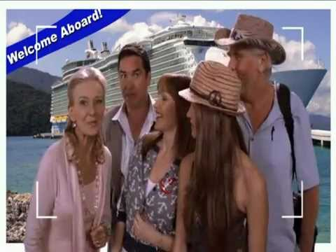 Royal Caribbean Movie: Royal Reunion -- The Short Film Directed by & Starring James Brolin