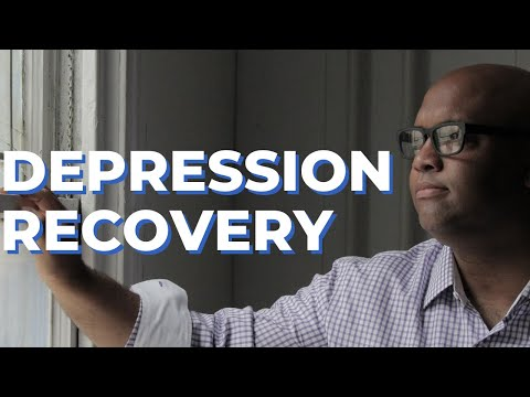 Interview with Mike Veny on Depression Recovery and Advocacy