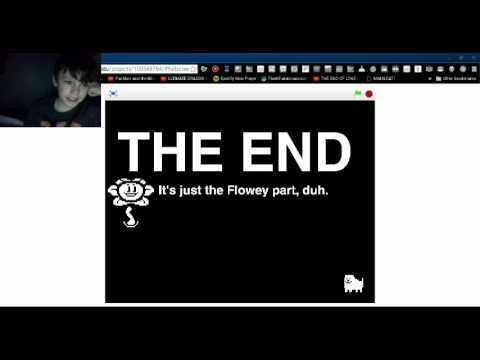 flowey to toreal and wing ding translaytor link