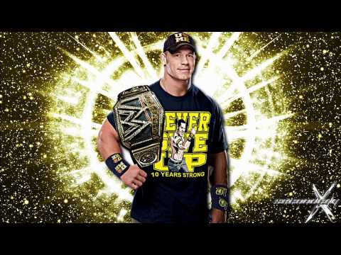 WWE: The Time Is Now ► John Cena 6th Theme Song