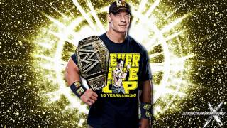 "WWE: ""The Time Is Now"" ► John Cena 6th Theme Song"