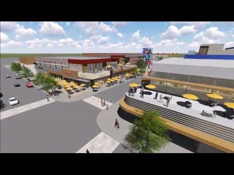 Virginia Beach Dome site plan: VA ViBe!