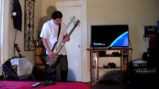 Korn- Spike In My Veins Bass Cover