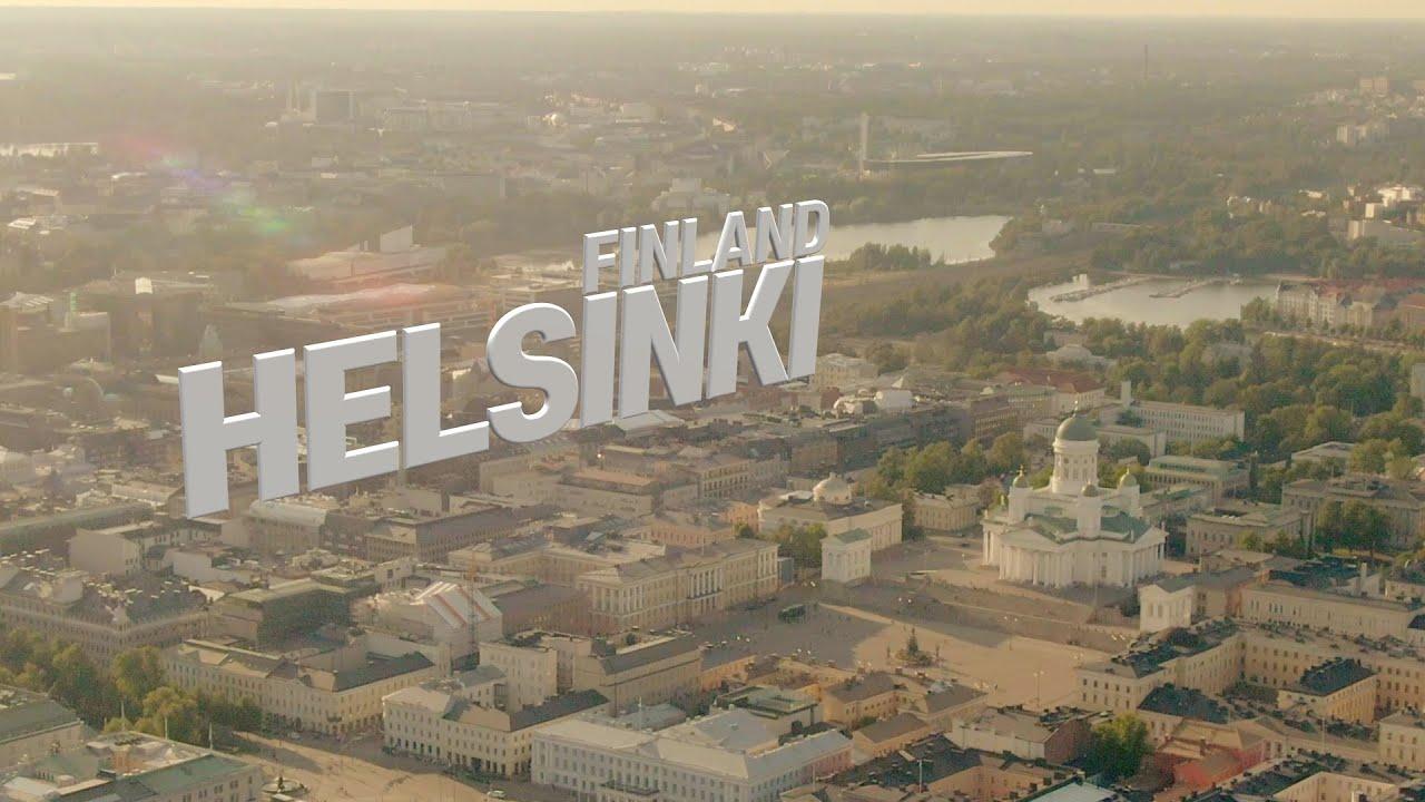 핀란드 🇫🇮 - 헬싱키 맛보기   오즈모포켓 a6500   시네마틱 여행 영상