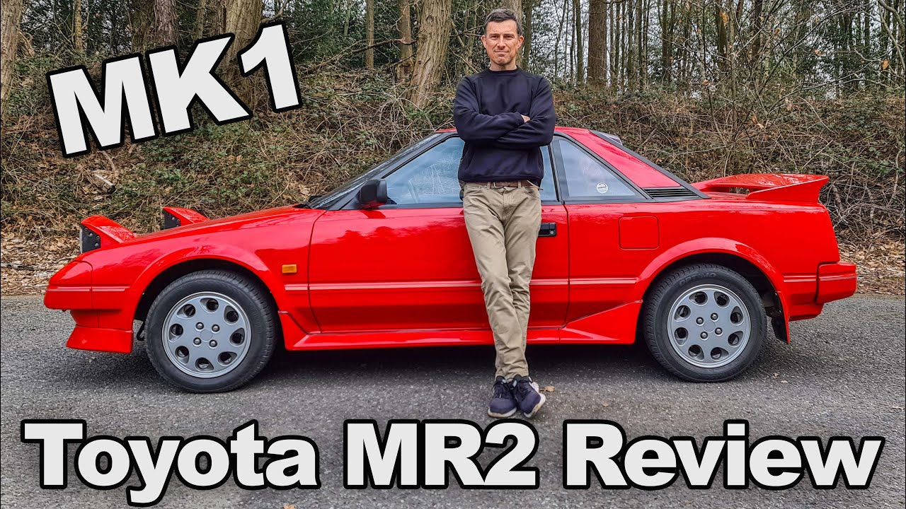 Toyota MR2 MK1 review with 0-60mph and 'SCARY' brake test 😱