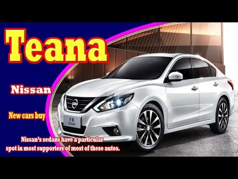 2019 Nissan Teana | camry 2019 Vs Nissan Teana | New cars buy.