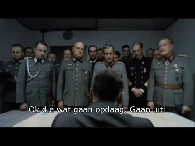 Hitler se matriek reunie