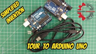 Tour To Arduino Uno | Technical Education | Stephen | Ratnesh | Simplified Invention