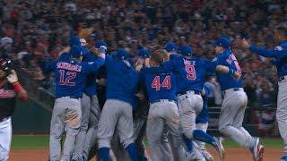 11/2/16 MLB.com FastCast: Cubs win World Series