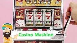 Las Vegas Stimmung für zu Hause - EINARMIGER BANDIT Casino Slot Machine | Spielzeug Guru