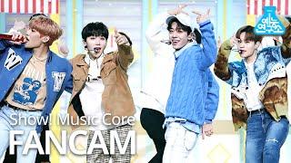 [예능연구소 4K] 에이비식스 직캠 '불시착(STAY YOUNG)' (AB6IX FanCam) @Show!MusicCore MBC210123방송