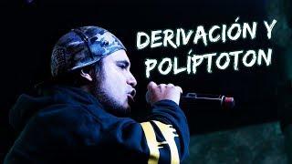 Derivación y Políptoton #1 | Freestyle Rap (Juegos de Palabras) [Batallas de Gallos]
