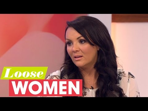 Martine McCutcheon Opens Up About Growing Up With Domestic Abuse | Loose Women