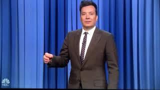 Jimmy Fallon Monologue: Uber & Cargo (8/3/18)