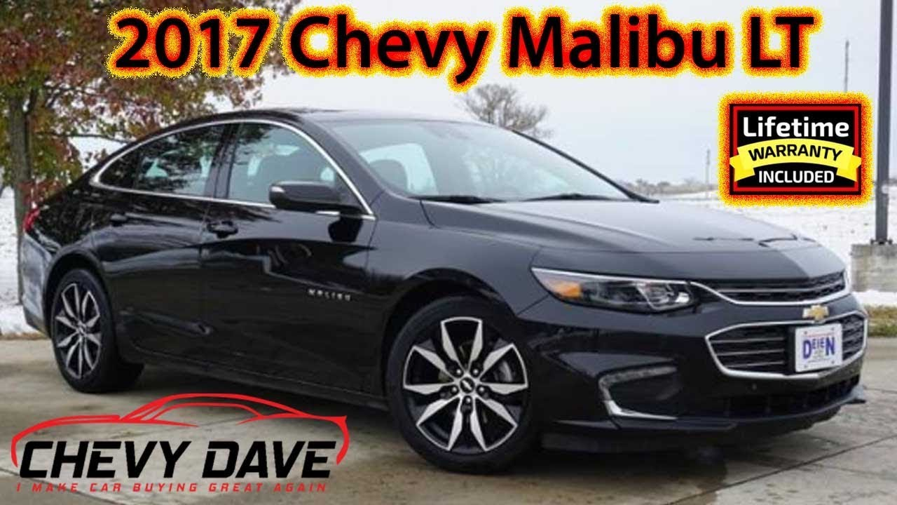 Preowned 2017 Chevrolet Malibu 2lt Review And It S For