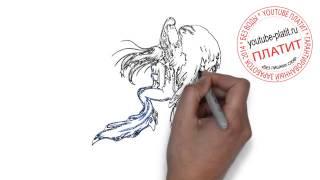 Как рисовать ангела поэтапно   как легко нарисовать ангела(как нарисовать ангела, как нарисовать ангела поэтапно, как нарисовать ангела карандашом, как нарисовать..., 2014-07-31T03:49:20.000Z)
