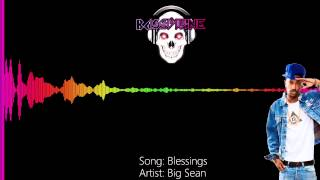 Big Sean - Blessings (Bass Boosted) (HQ/HD) (Download)