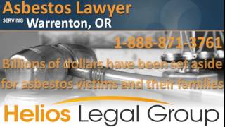 Warrenton Asbestos Lawyer & Attorney - Oregon