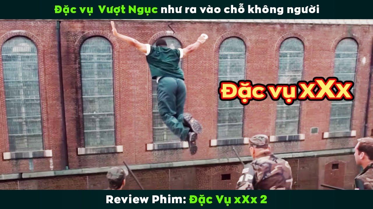 [Review Phim] Tên Tù Nhân Bỗng Trở Thành Anh Hùng Giải Cứu Đất Nước | Ice Cube