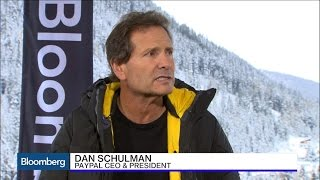 PayPal CEO on Global Shift to Digital and Mobile Banking