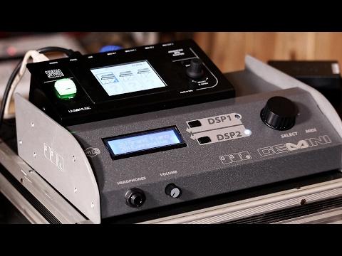 Lab4Music Sipario - GSi Gemini - Roland FP-30:  Trial Setup #2