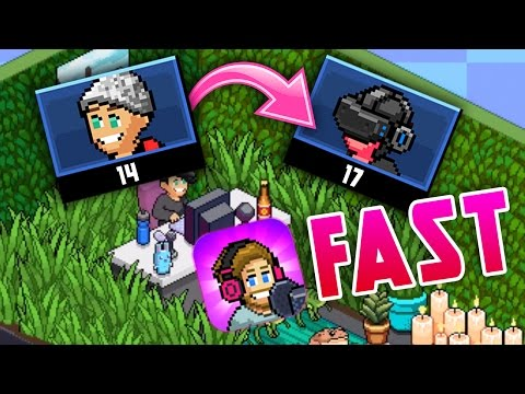 90 GIFTS! PewDiePie's TUBER SIMULATOR! Super FAST LEVELING!