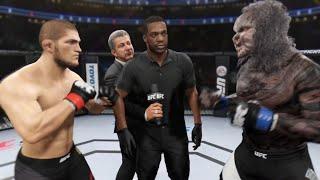 Download Khabib vs. Doomsday (EA Sports UFC 2) Mp3 and Videos
