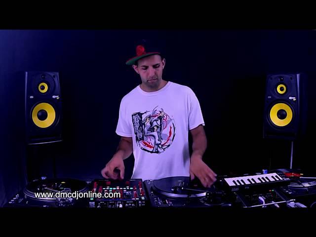 2016 DMC Online DJ Championships