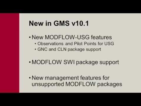 GMS: What's New in v10 1 - YouTube
