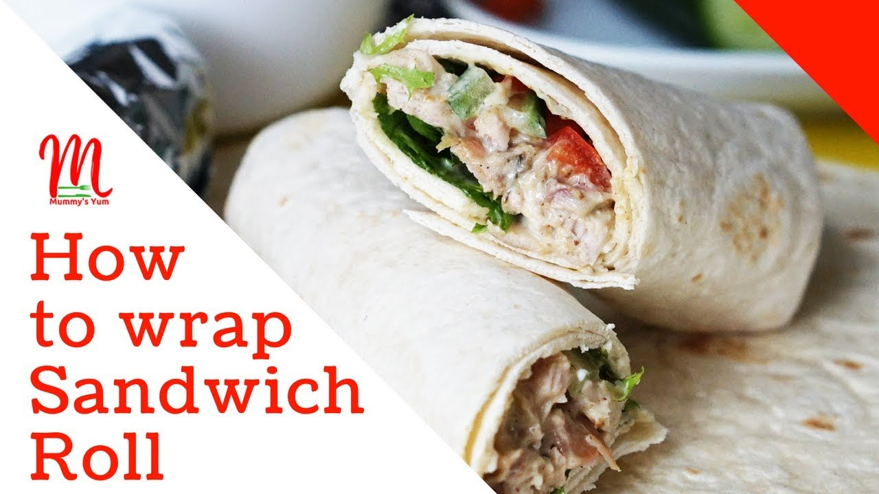 How to wrap shawarma 84