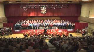 American Trilogy Music For Heroes K Shoes Male Voice Choir Kendal 2013