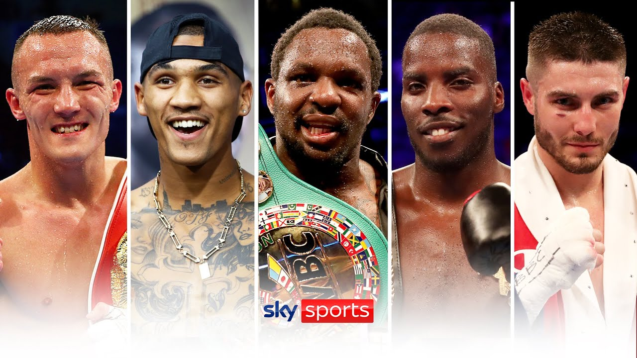 ANNOUNCED! 👊| Sky Sports & Matchroom's boxing schedule for early 2021