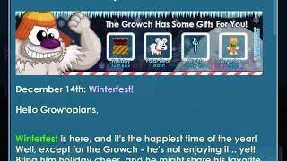 Free 4 accounts   Growtopia